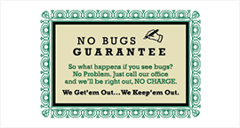 No Bugs Guarantee